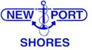 newport shores logo
